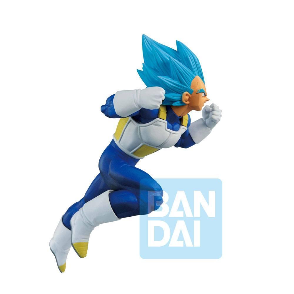 DRAGON BALL Z - Dokkan Battle - ICHIBANSHO Figurine Vegeta SSG 18cm_2