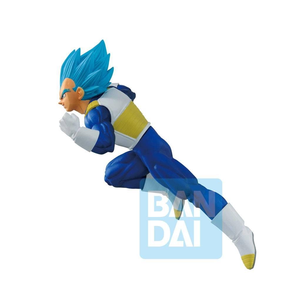 DRAGON BALL Z - Dokkan Battle - ICHIBANSHO Figurine Vegeta SSG 18cm_4