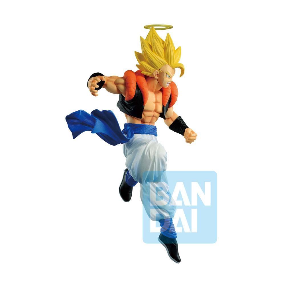 DRAGON BALL Z - Dokkan Battle - ICHIBANSHO Figurine Super Gogeta 20cm_2