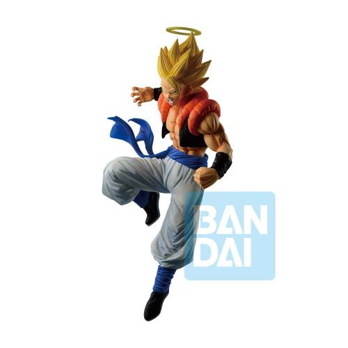DRAGON BALL Z - Dokkan Battle - ICHIBANSHO Figurine Super Gogeta 20cm