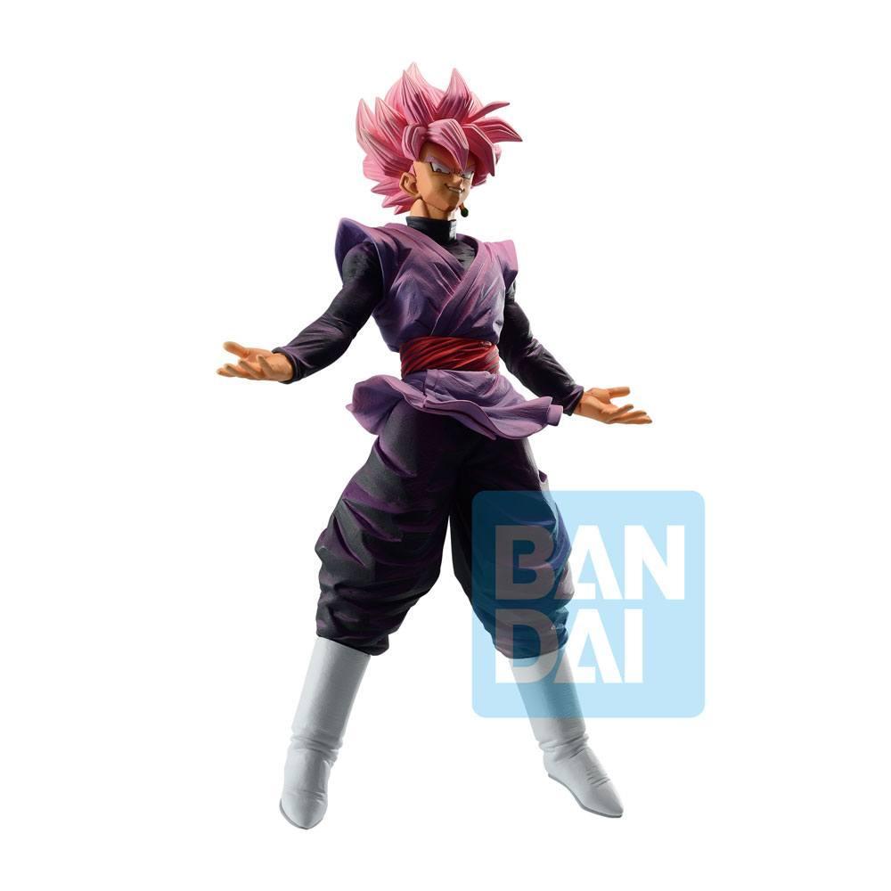 DRAGON BALL Z - Dokkan Battle - ICHIBANSHO Figurine Goku Black 20cm