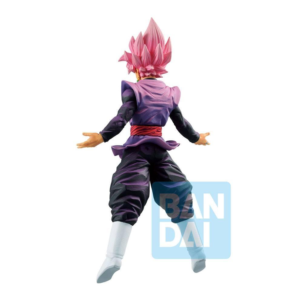 DRAGON BALL Z - Dokkan Battle - ICHIBANSHO Figurine Goku Black 20cm_2