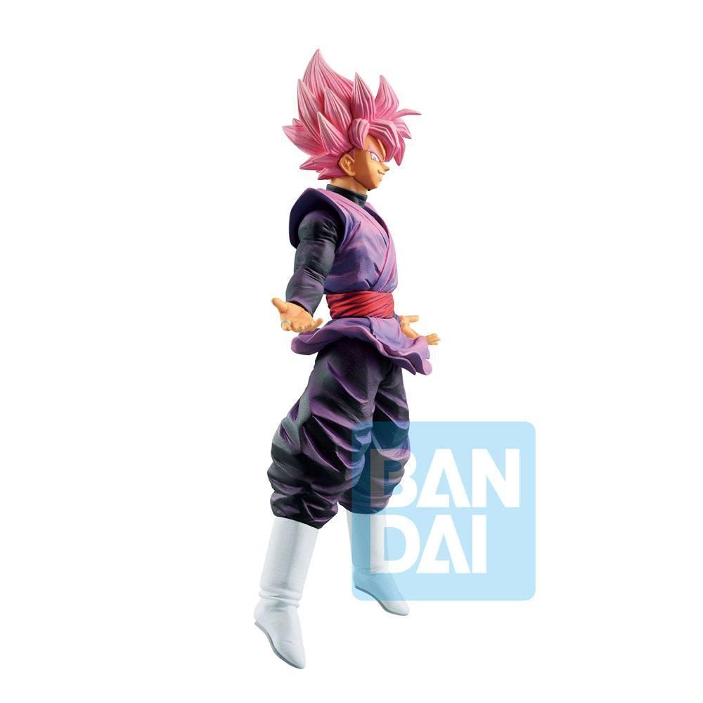 DRAGON BALL Z - Dokkan Battle - ICHIBANSHO Figurine Goku Black 20cm_3