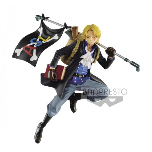ONE PIECE - The Three Brothers Figurine - Sabo - 10cm