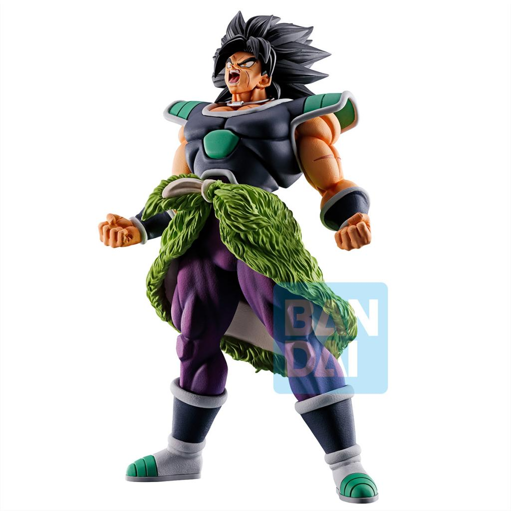 DRAGON BALL SUPER - ICHIBANSHO - Broly History of Rivals - 26cm_2