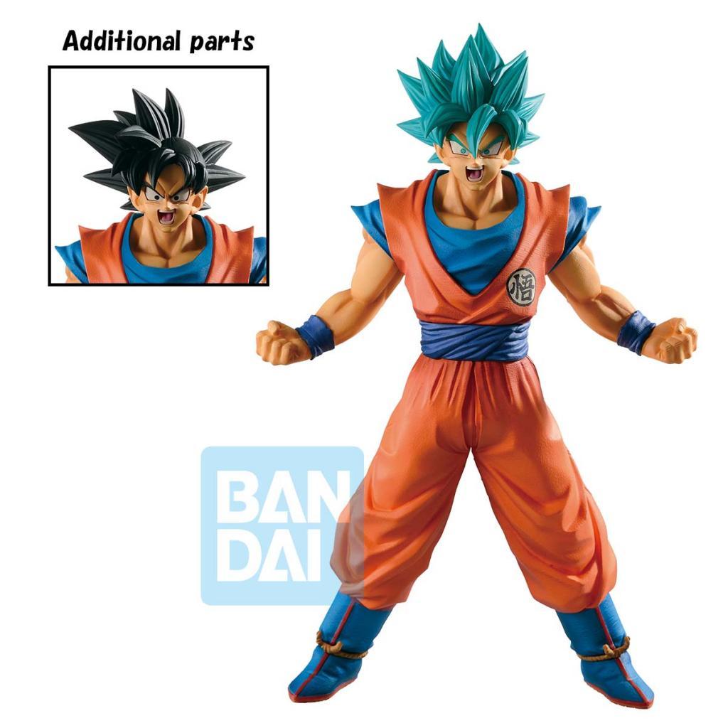 DRAGON BALL SUPER - ICHIBANSHO - Son Goku History of Rivals - 25cm_1