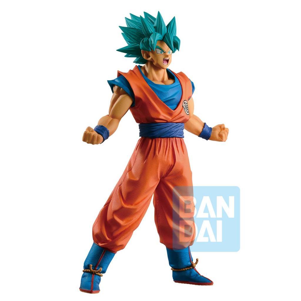 DRAGON BALL SUPER - ICHIBANSHO - Son Goku History of Rivals - 25cm_2