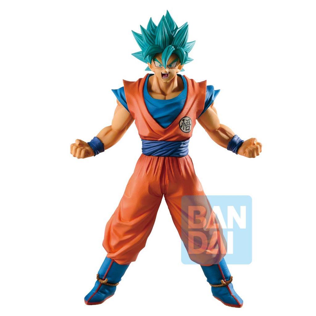DRAGON BALL SUPER - ICHIBANSHO - Son Goku History of Rivals - 25cm_3