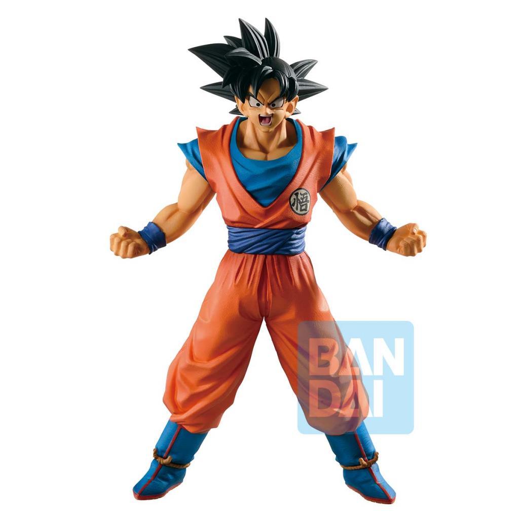 DRAGON BALL SUPER - ICHIBANSHO - Son Goku History of Rivals - 25cm_4