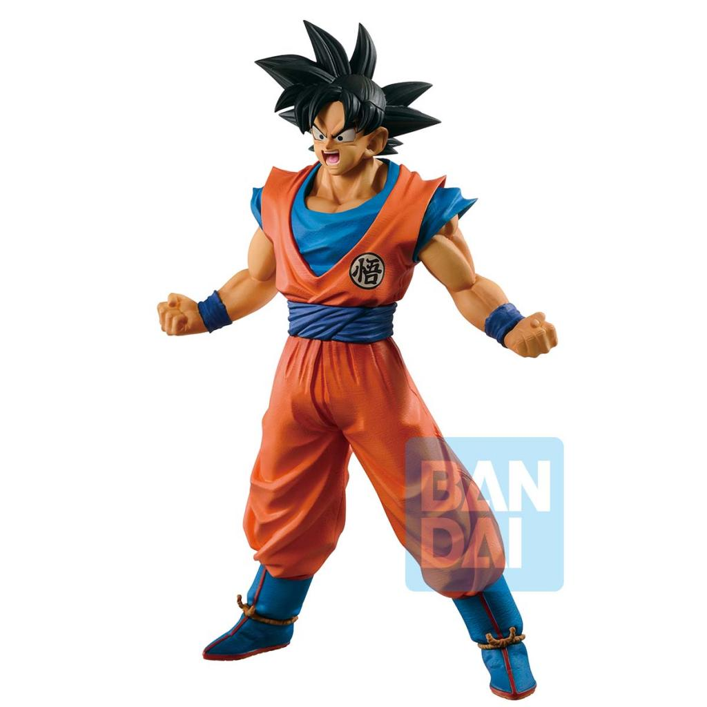 DRAGON BALL SUPER - ICHIBANSHO - Son Goku History of Rivals - 25cm_5