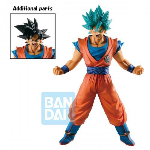 DRAGON BALL SUPER - ICHIBANSHO - Son Goku History of Rivals - 25cm