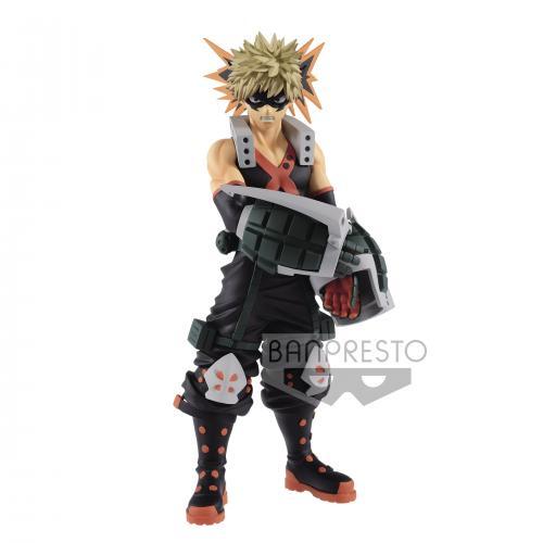 MY HERO ACADEMIA - Katsuki Bakugo - Figurine Age of Heroes 17cm