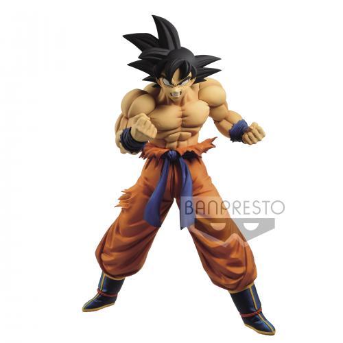DRAGON BALL Z - Figurine Maximatic - The Son Goku III - 25cm