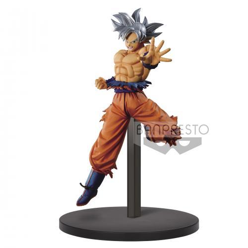 DRAGON BALL SUPER - Son Goku - Figurine Chosenshiretsuden 16cm vol.1
