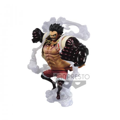 ONE PIECE - Figurine King of Artist Luffy - Gear4 Special ver.A - 14cm