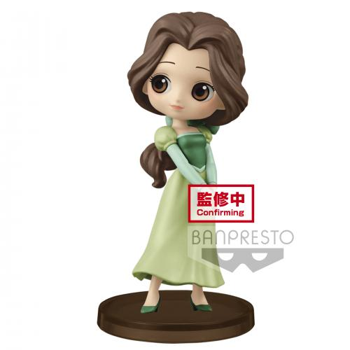 DISNEY - Characters Q Posket Petit - Story of Belle - Ver.B - 7cm