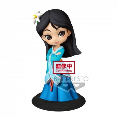 DISNEY - Characters Q Posket - Mulan Royal Style Ver. A - 14cm