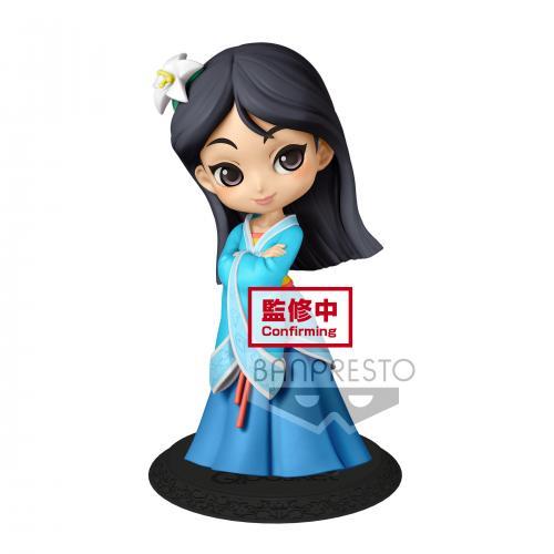 DISNEY - Characters Q Posket - Mulan Royal Style Ver. B - 14cm