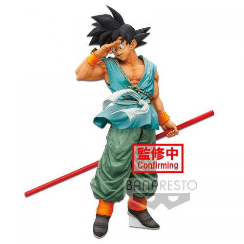 DRAGON BALL SUPER - Super Master Star Piece - The Son Goku - 30cm