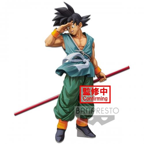 DRAGON BALL SUPER - Super Master Star Piece - The Son Goku Manga-30cm