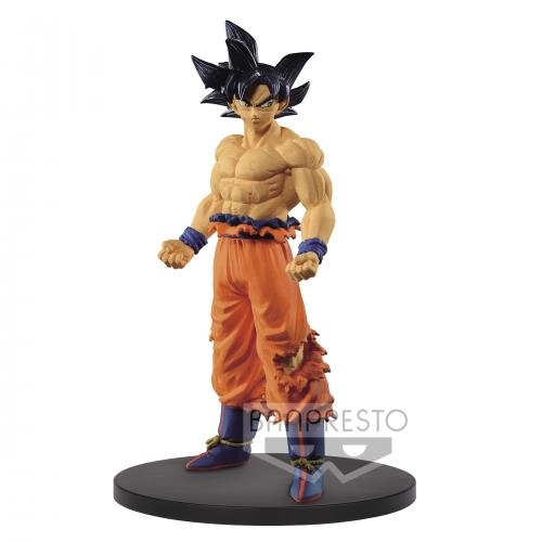 DRAGON BALL SUPER - Son Goku - Figurine Ultra Instinct Sign 19cm