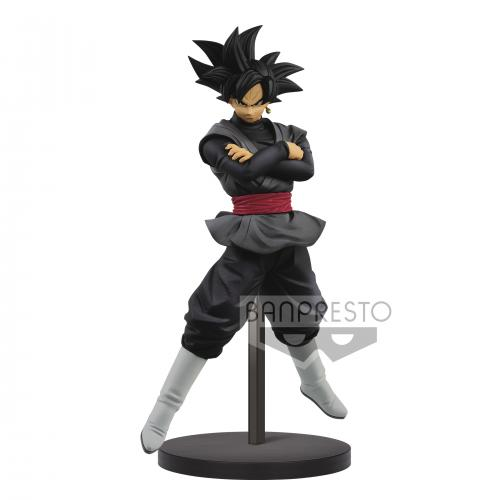 DRAGON BALL SUPER - Goku Black - Figurine Chosenshiretsuden 17cm vol.2