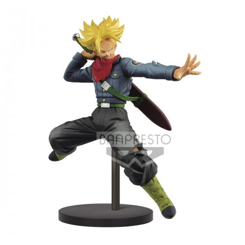 DRAGON BALL SUPER - SS Trunks - Figurine Chosenshiretsuden 17cm vol.2