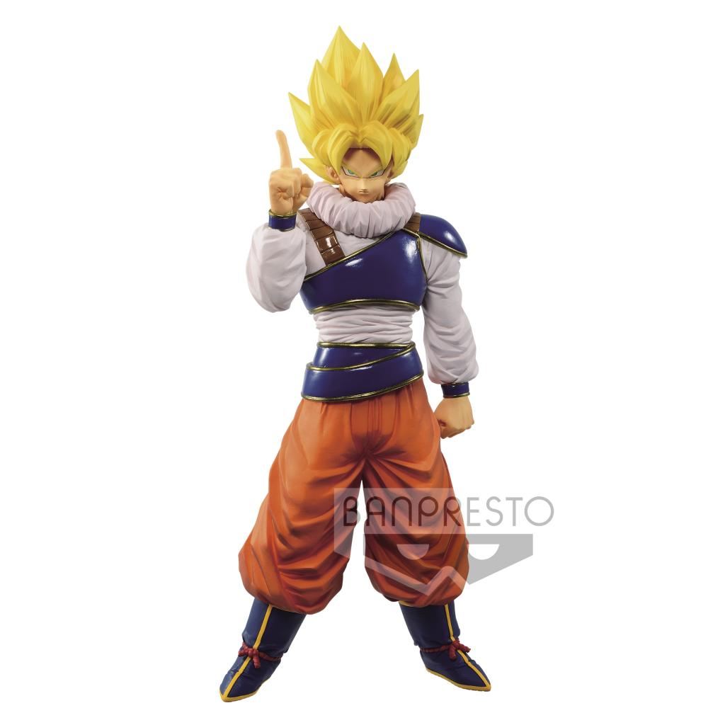 DRAGON BALL - Son Goku - Figurine Dragon Ball Legends 23cm_1