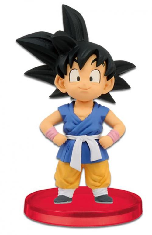 DRAGON BALL GT - Figurine A - Figurine World Collectable 7cm vol.1