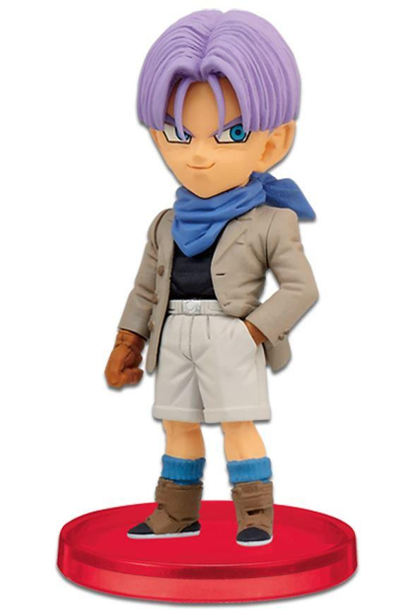 DRAGON BALL GT - Figurine B - Figurine World Collectable 7cm vol.1_1