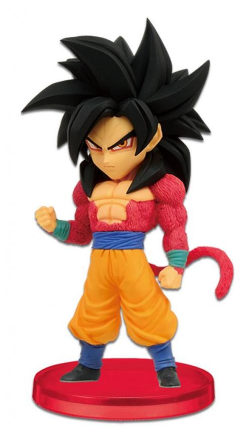 DRAGON BALL GT - Figurine D - Figurine World Collectable 7cm vol.1