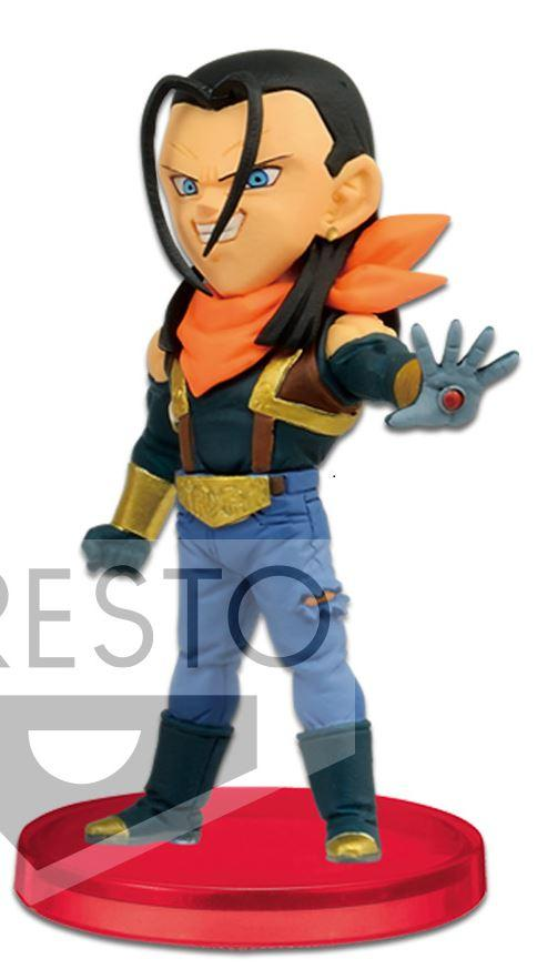 DRAGON BALL GT - Figurine F - Figurine World Collectable 7cm vol.1_1