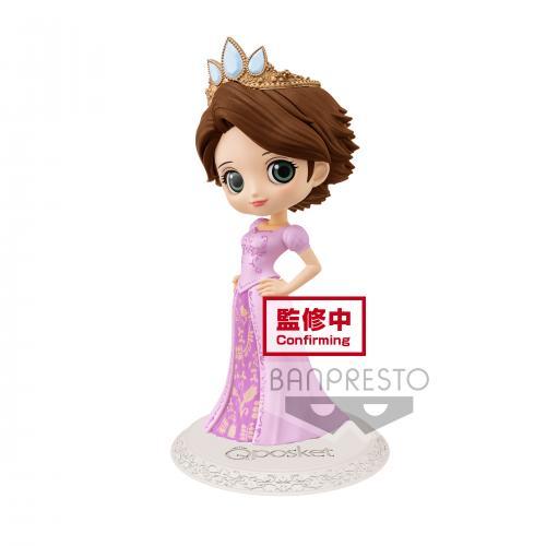DISNEY - Rapunzel - Figurine Q Posket Dreamy Style 14cm Ver.B