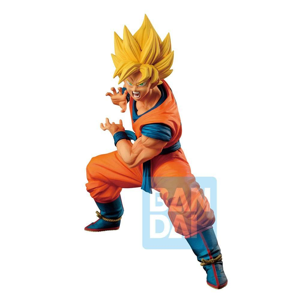 DRAGON BALL SUPER - SS Son Goku Ultimate - Figurine Ichibansho 18cm_1