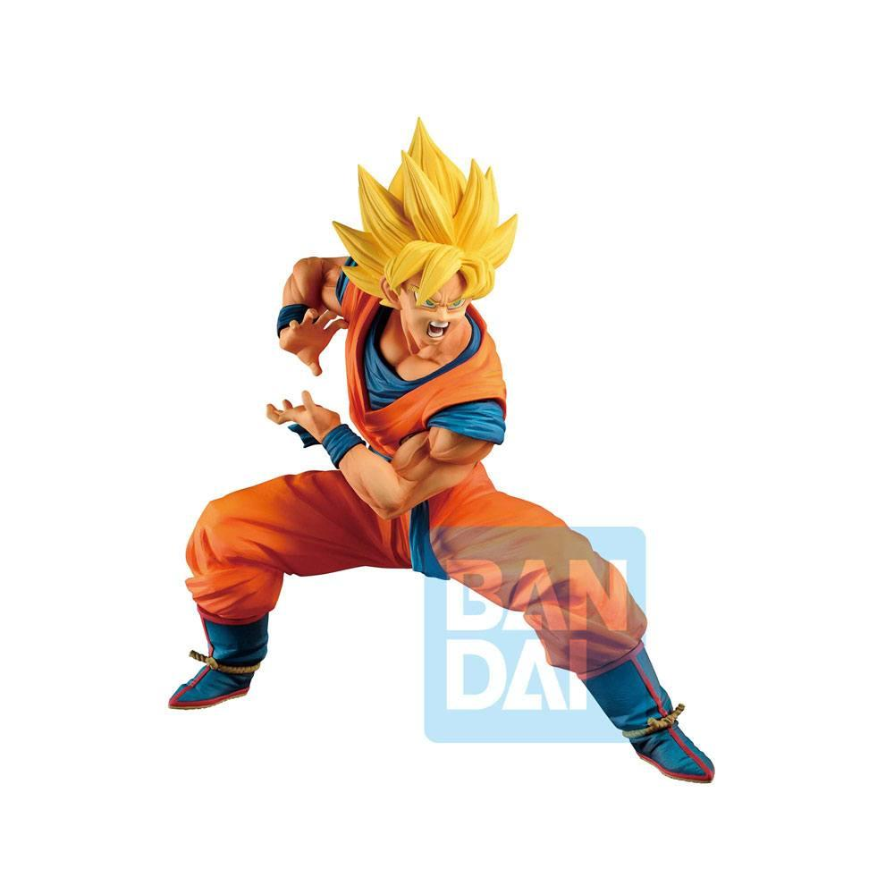 DRAGON BALL SUPER - SS Son Goku Ultimate - Figurine Ichibansho 18cm_2