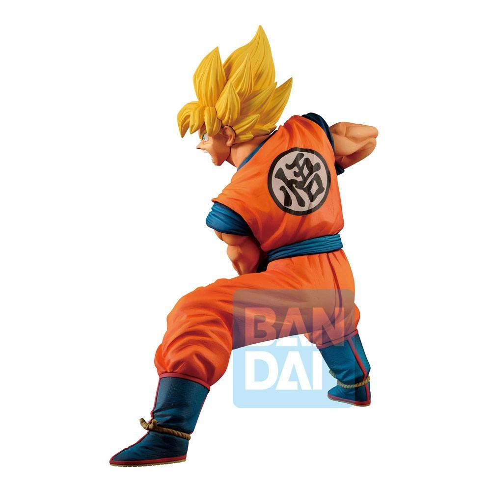 DRAGON BALL SUPER - SS Son Goku Ultimate - Figurine Ichibansho 18cm_3
