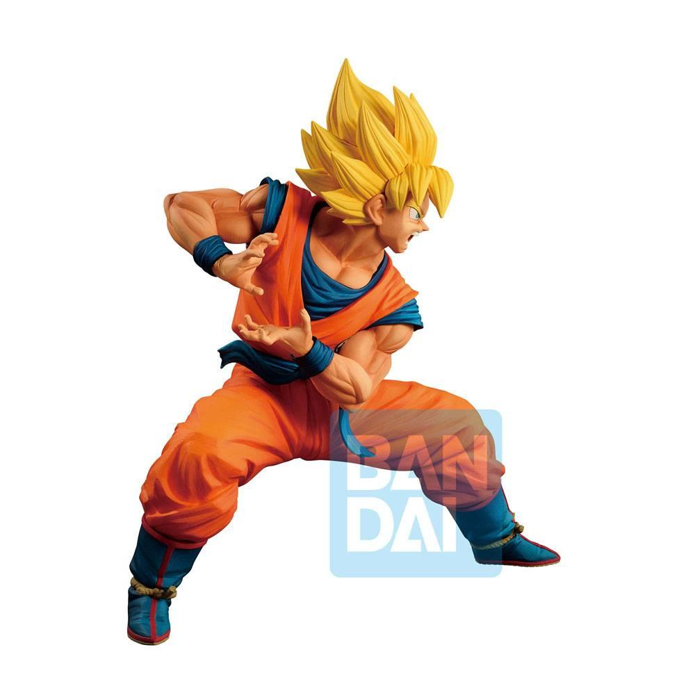 DRAGON BALL SUPER - SS Son Goku Ultimate - Figurine Ichibansho 18cm_4