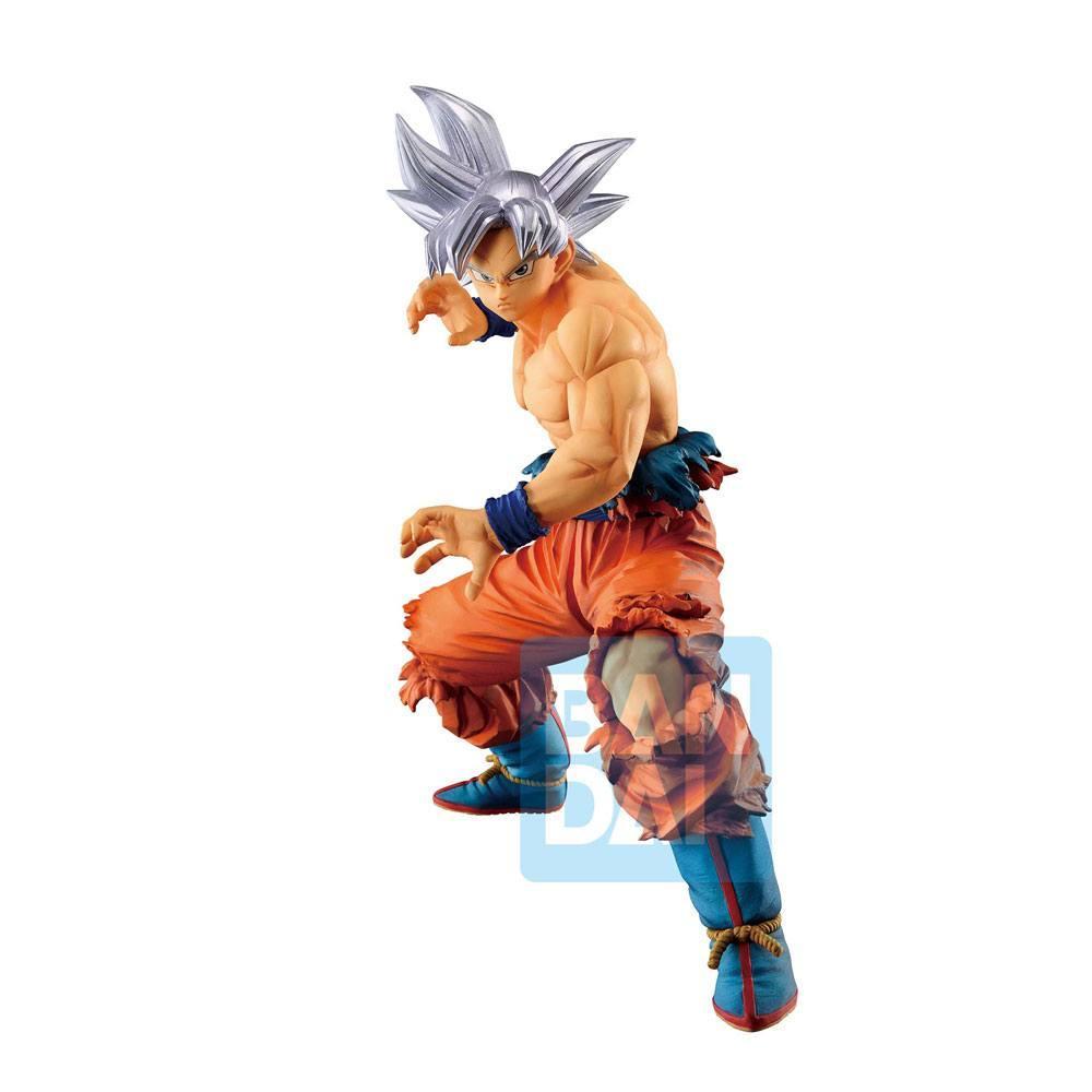 DRAGON BALL SUPER - Son Goku Ultra Instinct - Figurine Ichibansho 21cm_1
