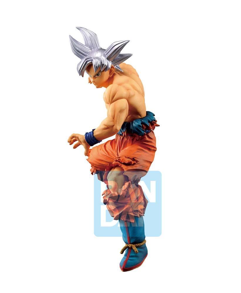 DRAGON BALL SUPER - Son Goku Ultra Instinct - Figurine Ichibansho 21cm_2