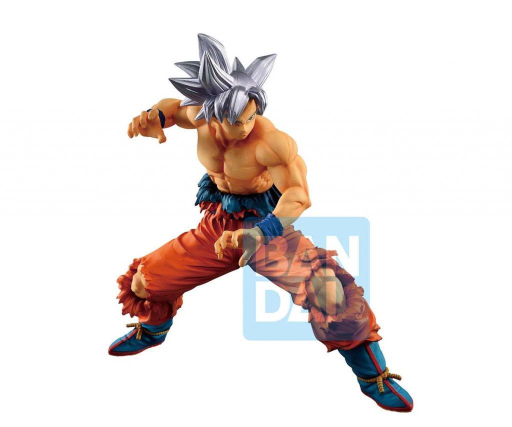 DRAGON BALL SUPER - Son Goku Ultra Instinct - Figurine Ichibansho 21cm_3
