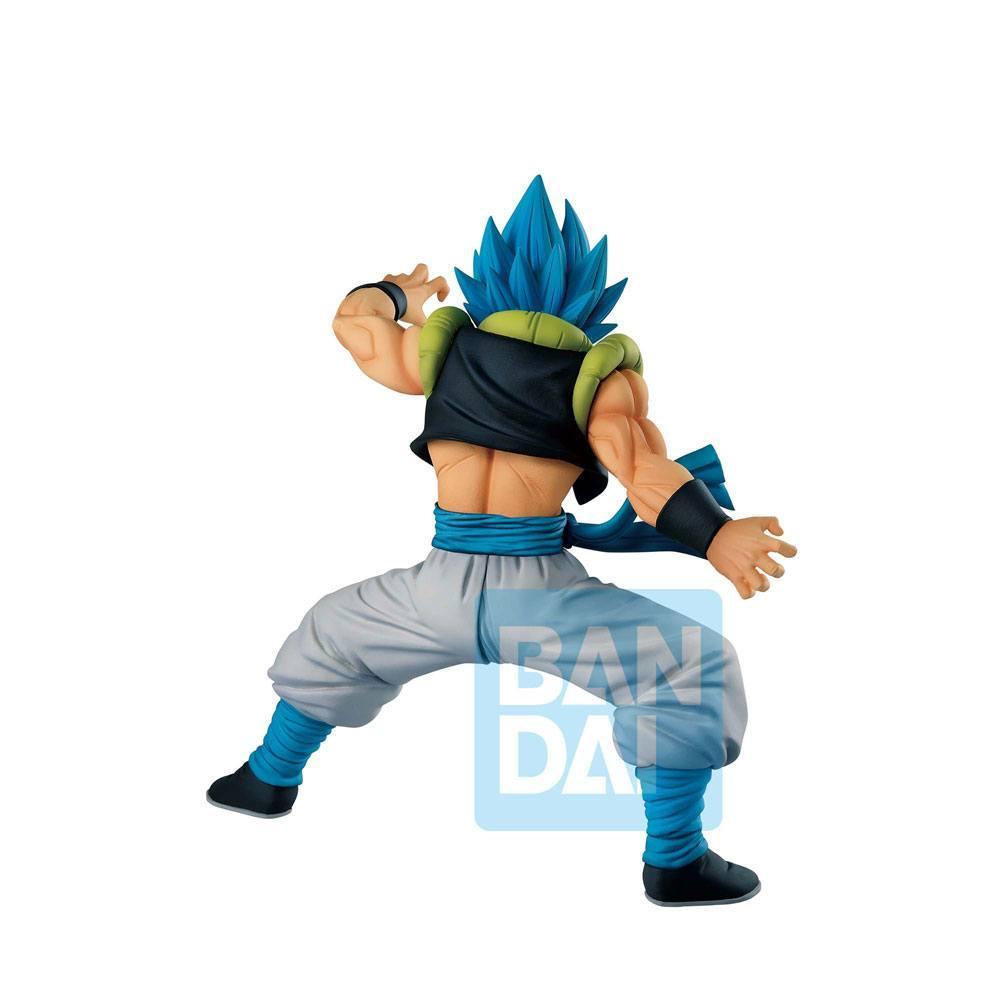 DRAGON BALL SUPER - God SS Gogeta - Figurine Ichibansho 20cm_4