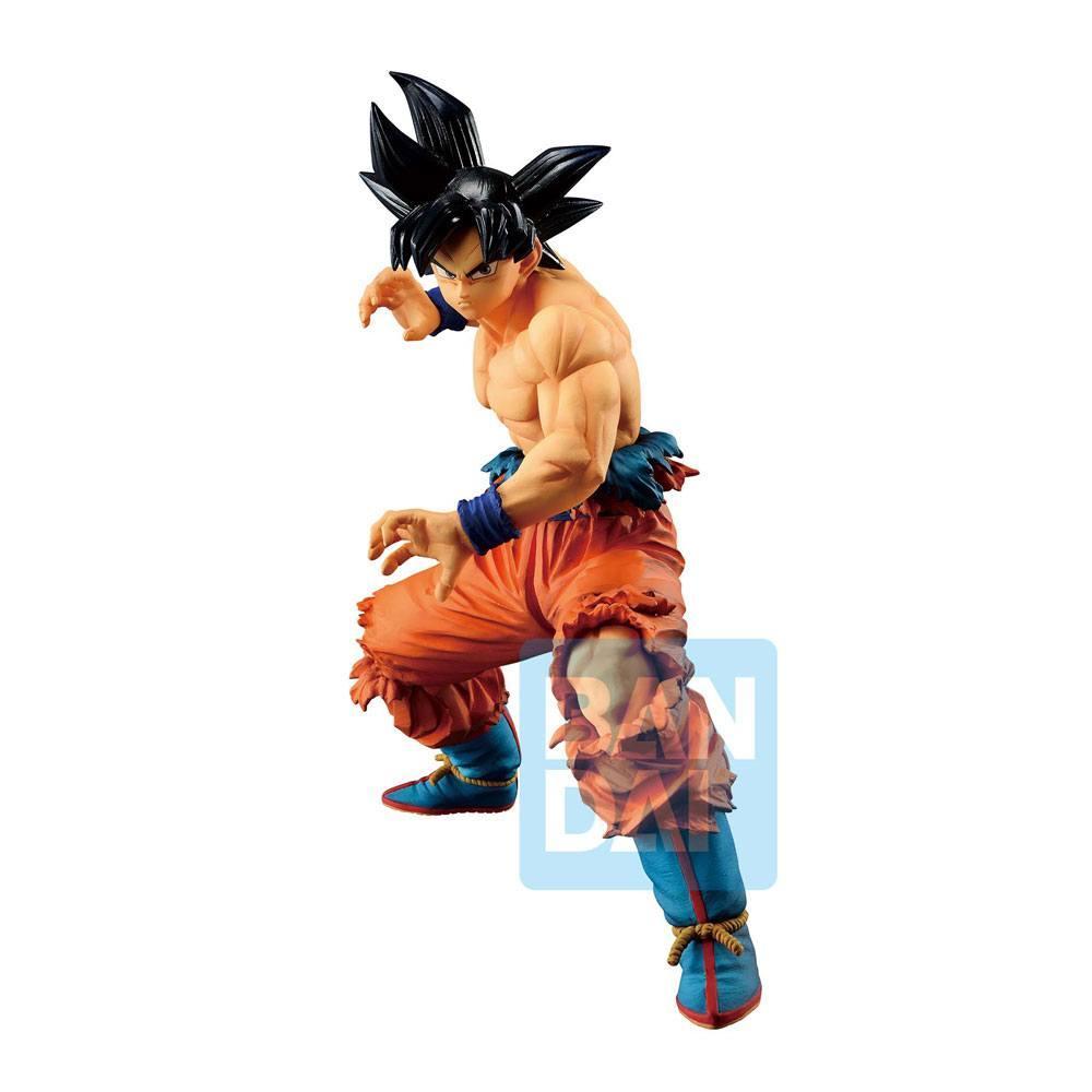 DRAGON BALL SUPER - Son Goku Ultra Instinc - Figurine Ichibansho 21cm_1