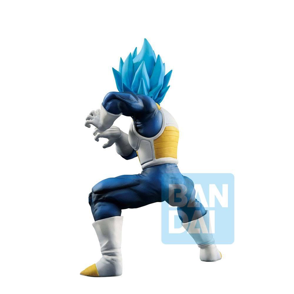 DRAGON BALL SUPER - God SS Evolved Vegeta - Figurine Ichibansho 18cm_2