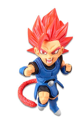 DRAGON BALL - Figurine A - Figurine World Collectable 7cm vol.3