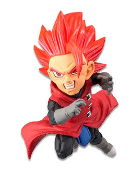 DRAGON BALL - Figurine B - Figurine World Collectable 7cm vol.3