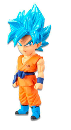 DRAGON BALL - Figurine C - Figurine World Collectable 7cm vol.3_1
