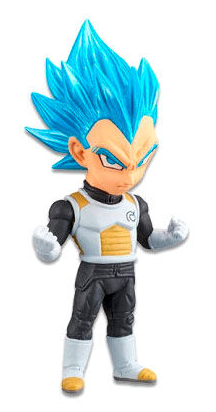 DRAGON BALL - Figurine D - Figurine World Collectable 7cm vol.3