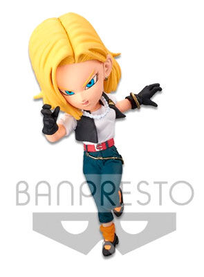 DRAGON BALL - Figurine F - Figurine World Collectable 7cm vol.3