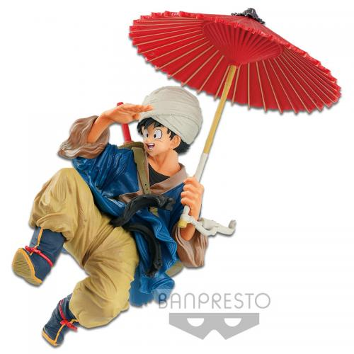 DRAGON BALL Z - Son Goku - Figurine BWFC 18cm