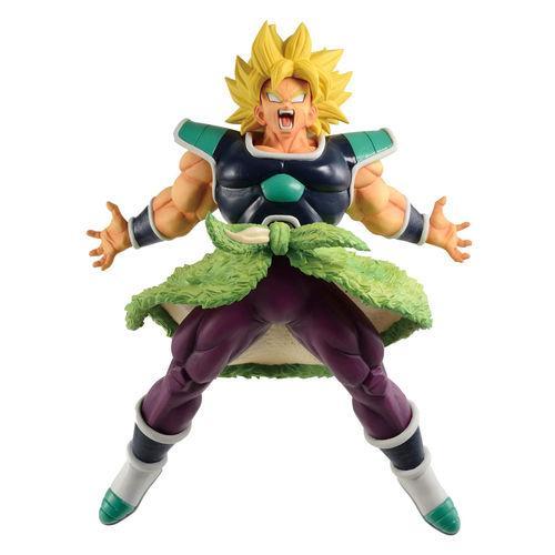 DRAGON BALL SUPER - SS Broly - Figurine Ichibansho 24cm